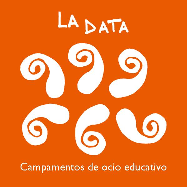 Logo Campamentos La Data