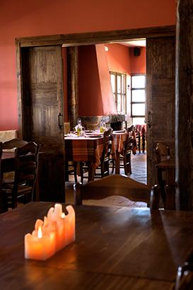 Hotel Rural La data en Gallegos (Segovia) - Grupos y eventos